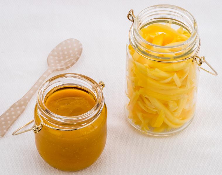 Compota de Mango