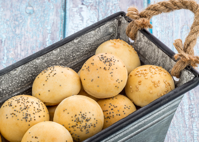 Bollos de pan